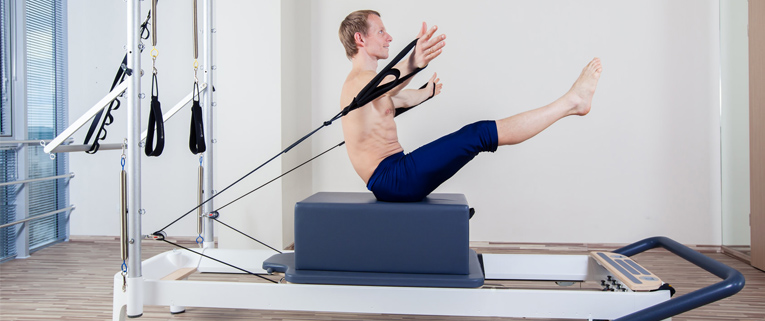 beneficios pilates con maquinas